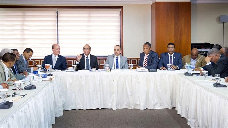 Presidente JCE comparece ante Comisión Bicameral que conoce proyecto ley de partidos