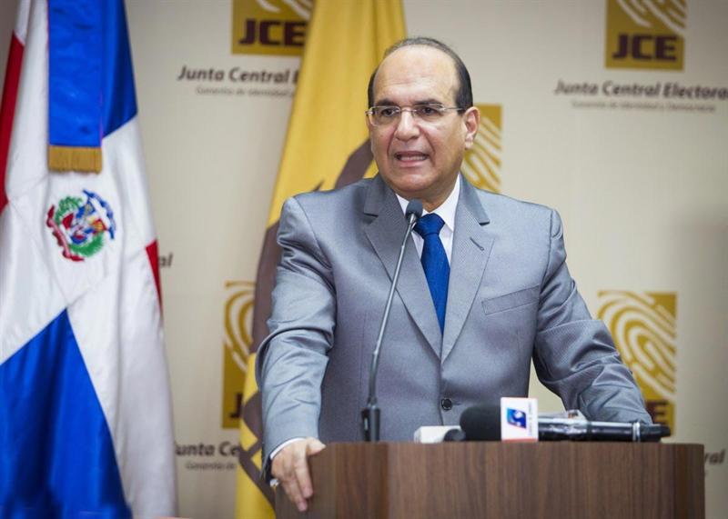 Presidente JCE: 26 provincias sin sumatoria es una conquista del pueblo dominicano