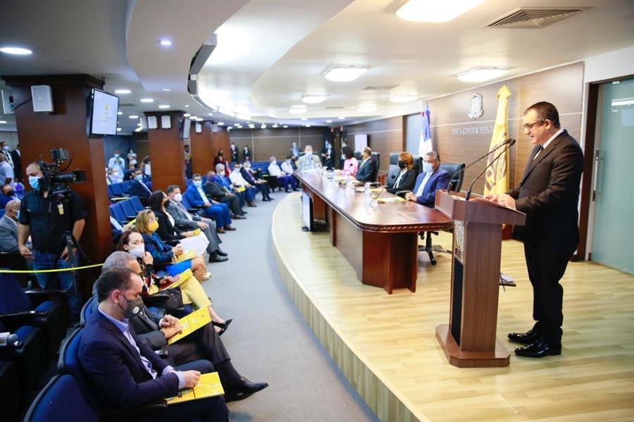 JCE socializa con partidos políticos, sociedad civil y medios de comunicación el Plan Piloto del Proyecto de Eliminación del Trámite de Legalización de Actas del Estado Civil