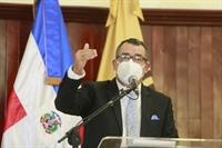 Román Jáquez Liranzo, presidente de la JCE