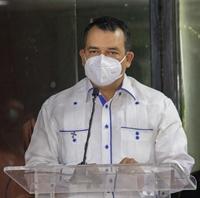 Román Andrés Jáquez Liranzo, presidente de la JCE.