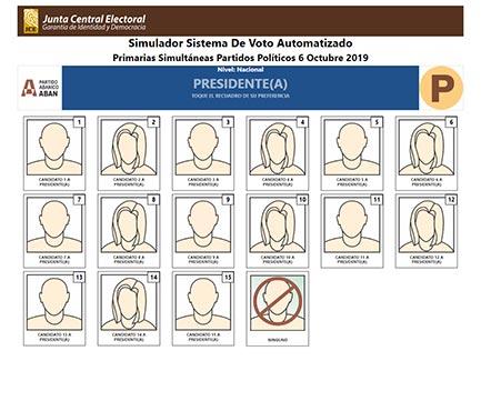 Calendario Elecciones 2020.Junta Central Electoral De La Republica Dominicana Jce
